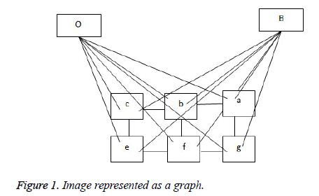 Selective cell segmentation using semi-automatic graph cut