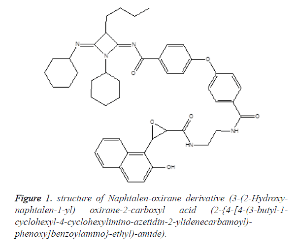 biomedres-Naphtalen-oxirane