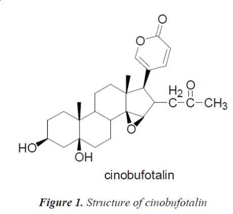 biomedres-Structure-cinobufotalin