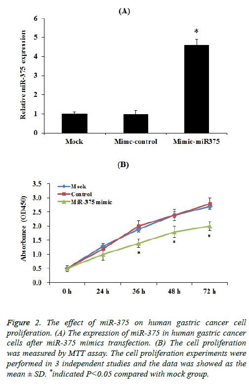 (PDF) MicroRNA-195 inhibits proliferation, invasion and