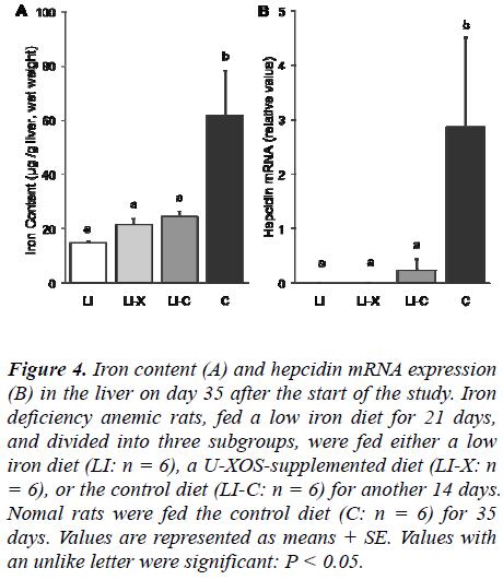 biomedres-hepcidin-mRNA-expression
