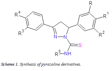 biomedres-pyrazoline-derivatives