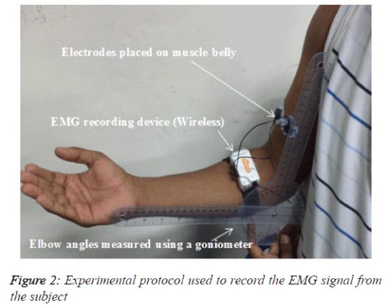 biomedres-record-EMG-signal