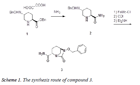 biomedres-synthesis-route